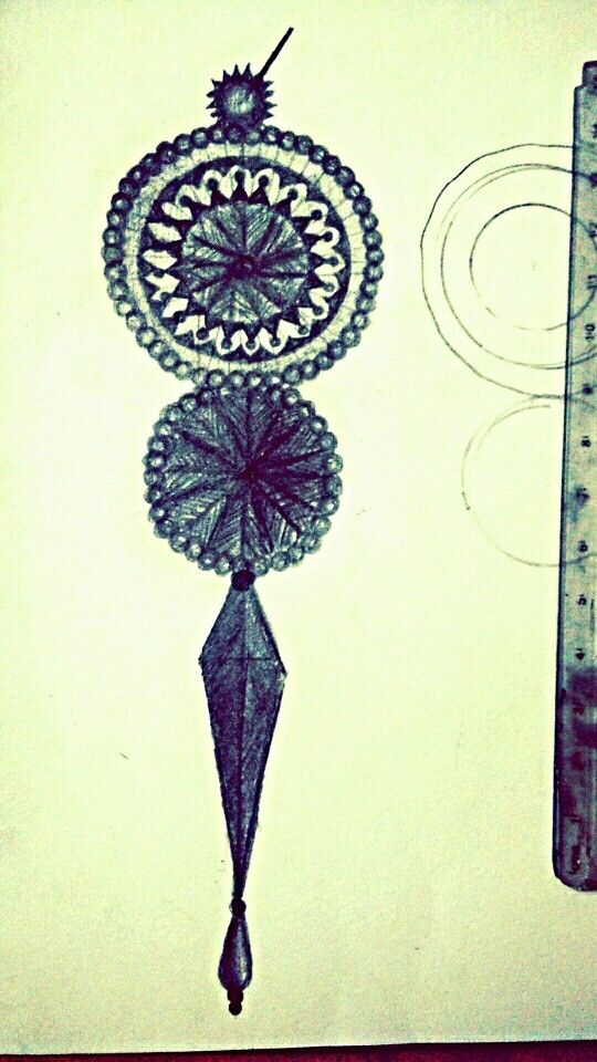Intricate work