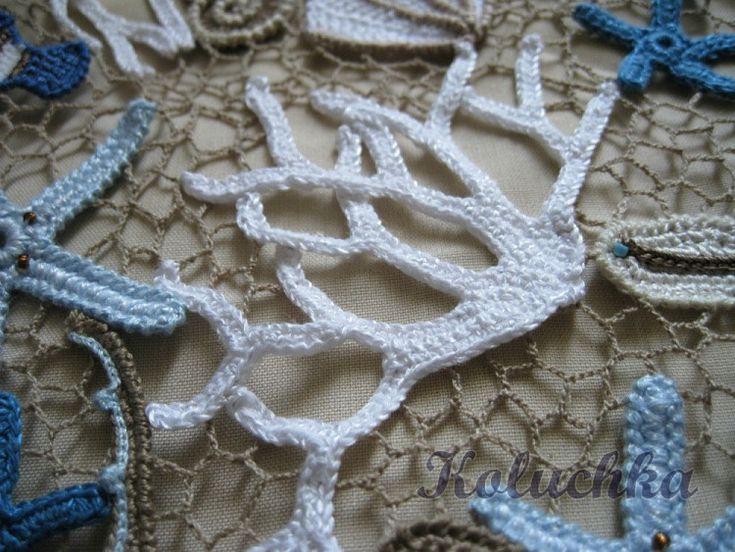 747 besten Irish Crochet Bilder auf Pinterest   Irisch häkeln ...