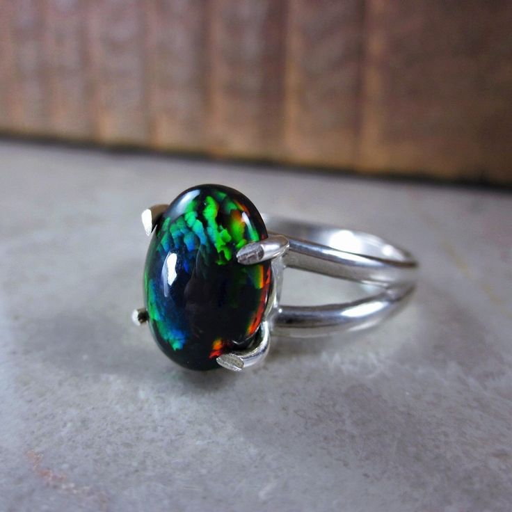 1000 ideas about opal promise ring on opal
