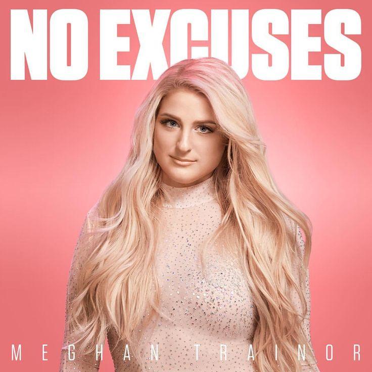 """140.3 mil Me gusta, 1,151 comentarios - Meghan Trainor (@meghan_trainor) en Instagram: """"Single artwork for No Excuses! #mtnoexcuses"""""""