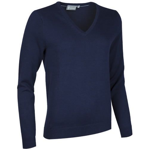 Ladies V Neck Golf Sweater, Ladies Cotton V Neck Pullover, Womens Cotton V  Neck Golf Knitwear - Buy with FREE and FAST Delivery and FREE Returns from  ...