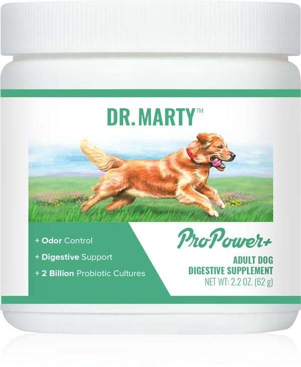 Propower Plus Dr Marty Pets Healthy Pets Animal Nutrition Canine