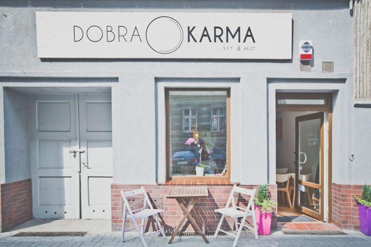 DOBRA KARMA // Wrocław. ul. Cybulskiego 17