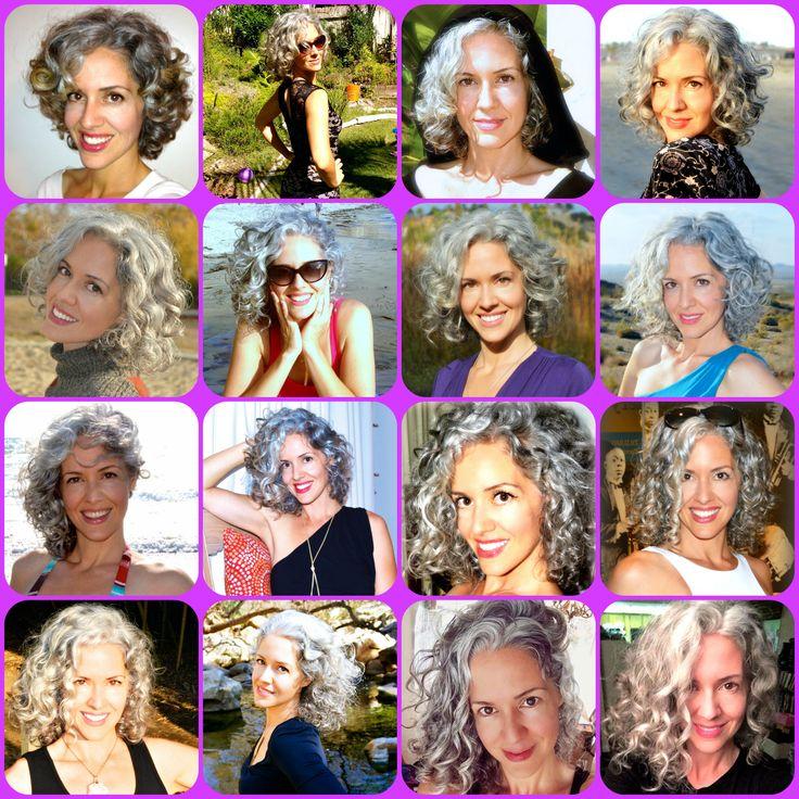 Writer and Healer Sara Sophia Eisenman's #silverhair journey #silversiren #gosilverfindsexy https://www.facebook.com/pages/Sara-Sophia-Eisenman/105609866243490