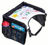 Star Kids - Auto speeltafeltje - Snack & Play Travel Tray 2.0 - Autotafeltje met magnetisch whiteboard