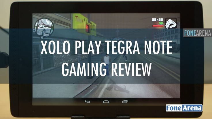 Xolo Play Tegra Note Gaming Review - Best Budget Android Tablet for Gami...
