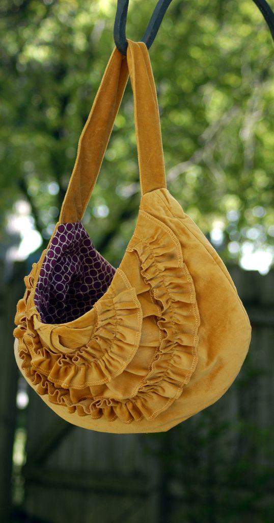 TheBoyTrifecta, The Grandview Bag: Ruffle, Diy Pur, Pur Patterns, Bags Tutorials, Handbags, Diy Bags, Bags Patterns, Pur Tutorials, Handmade Pur