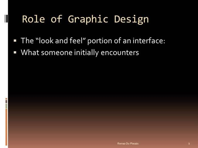 Graphic Design by Renso du Plessis (4) by renso157639 via authorSTREAM