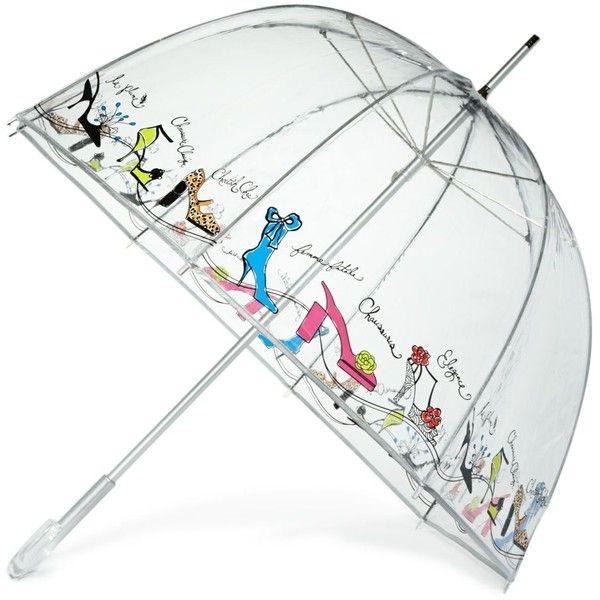 Totes Bubble Umbrella featuring polyvore, fashion ...