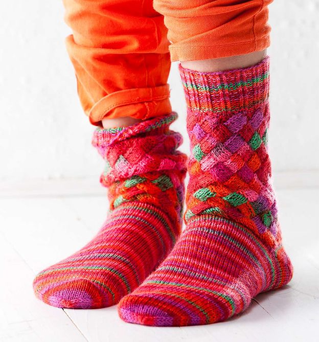 Der geniale Sockenworkshop- Perfekte Socken für jeden Fuß