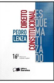 Download Direito Constitucional Esquematizado - Pedro Lenza em-epub-mobi-e-pdf