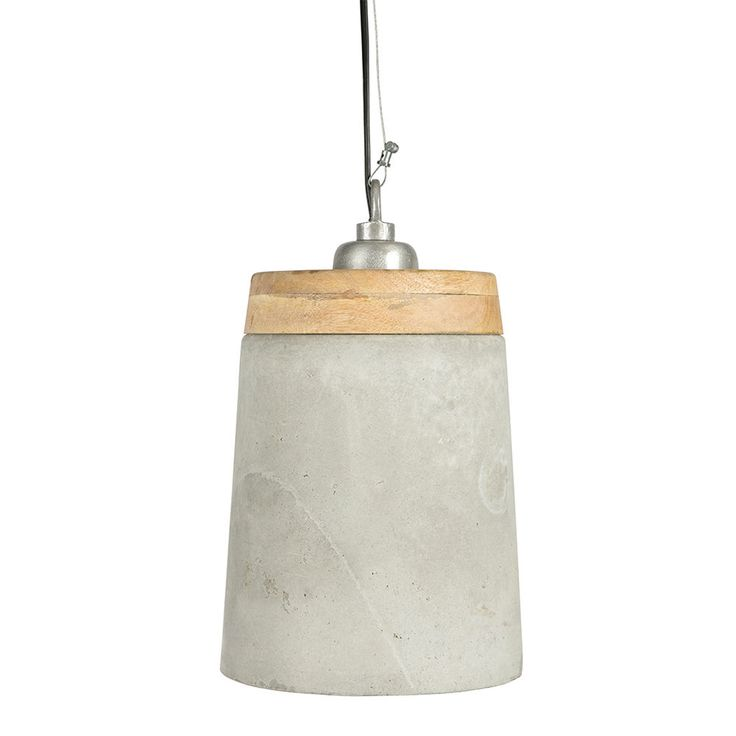 Hanging Light | Natural | 19x32cm | Age of Industry @ The Home