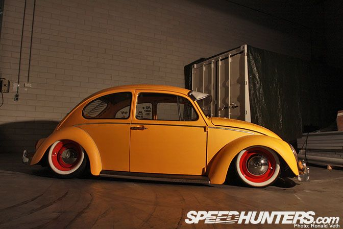VW Beetle build Project: Air ride suspension | VW Bug | Pinterest | Spotlight, Cars and Vw beetles