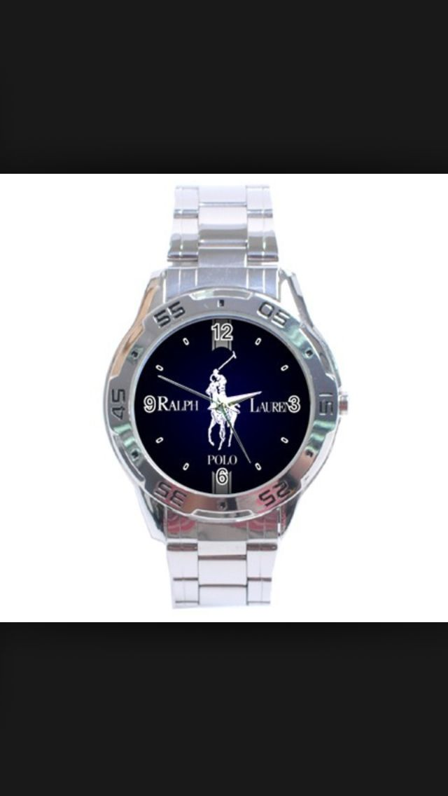 Men's Ralph Lauren Polo Watch