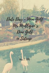 Date Day Ideas   Mini Golf   Days out in South East London   Couples Time   Family Fun   Dino Golf