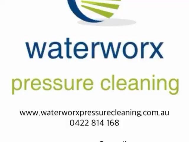 A little video by the team at Waterworx Pressure Cleaning #housewashing #pressurecleaning