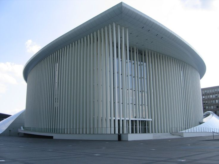 philharmonie luxembourg - Google Search
