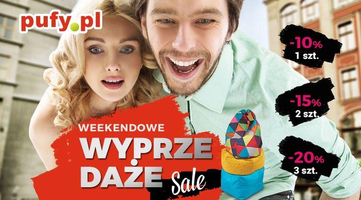 Lubicie kupować po promocyjnych cenach? 💵💰🛒 Mamy coś specjalnie dla WAS! 😁  Ruszyły NOWE wyprzedaże!!! 😲   ➡️1 pufa = zniżka 10% ➡️2 pufy = zniżka 15% ➡️3 pufy = zniżka 20%   Zaplanujcie zakupy w naszym sklepie www.pufy.pl, bo teraz warto kupić kilka puf i foteli za jednym razem!  #nowewyprzedaże #wyprzedaż #promocyjneceny #promocja #obniżkacen #obniżka #pufy #pufyfotele #pufydosiedzenia #foteleipufy #pufysako