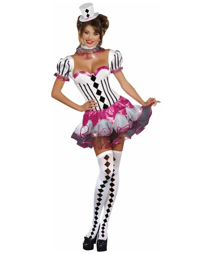MOONIGHT 2017 Sp\u0026eacute;cial Nouveau Adulte Sexy Halloween Partie Cirque  Costume Fantaisie Magicien Cosplay Femmes Dress