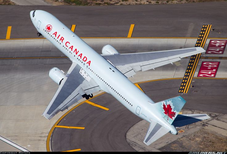Boeing 767-375/ER aircraft picture