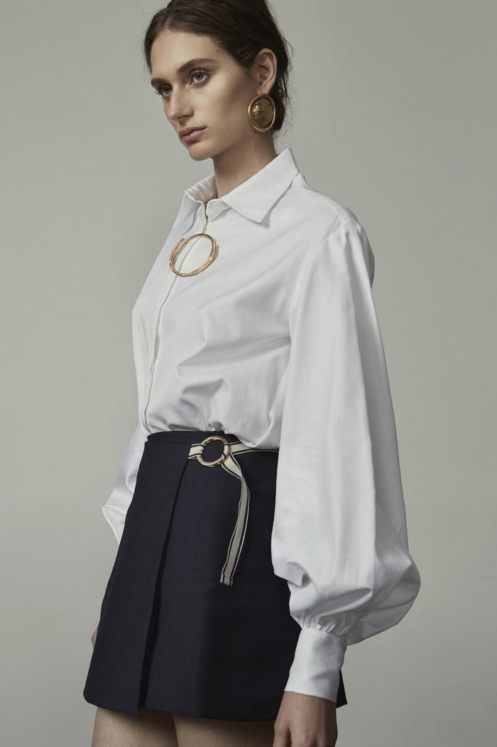 ANNA QUAN - the Adagio Shirt