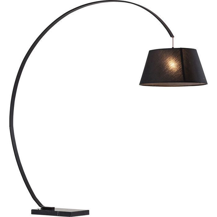 Floor Lamp Arco Black - KARE Design