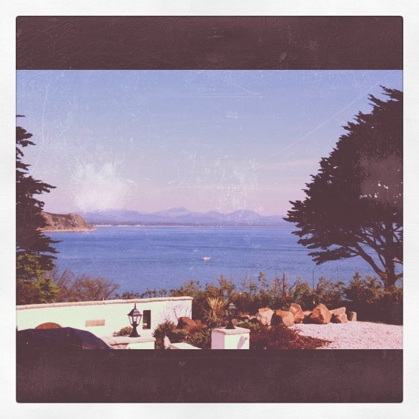 Abersoch.  Everytime we drive into the village I get an excited feeling in my stomach like I did when I was a child.