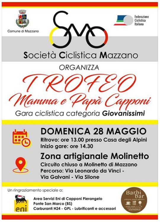 Trofeo Mamma e Papà Capponi a Molinetto  http://www.panesalamina.com/2017/55931-trofeo-mamma-e-papa-capponi-a-molinetto.html