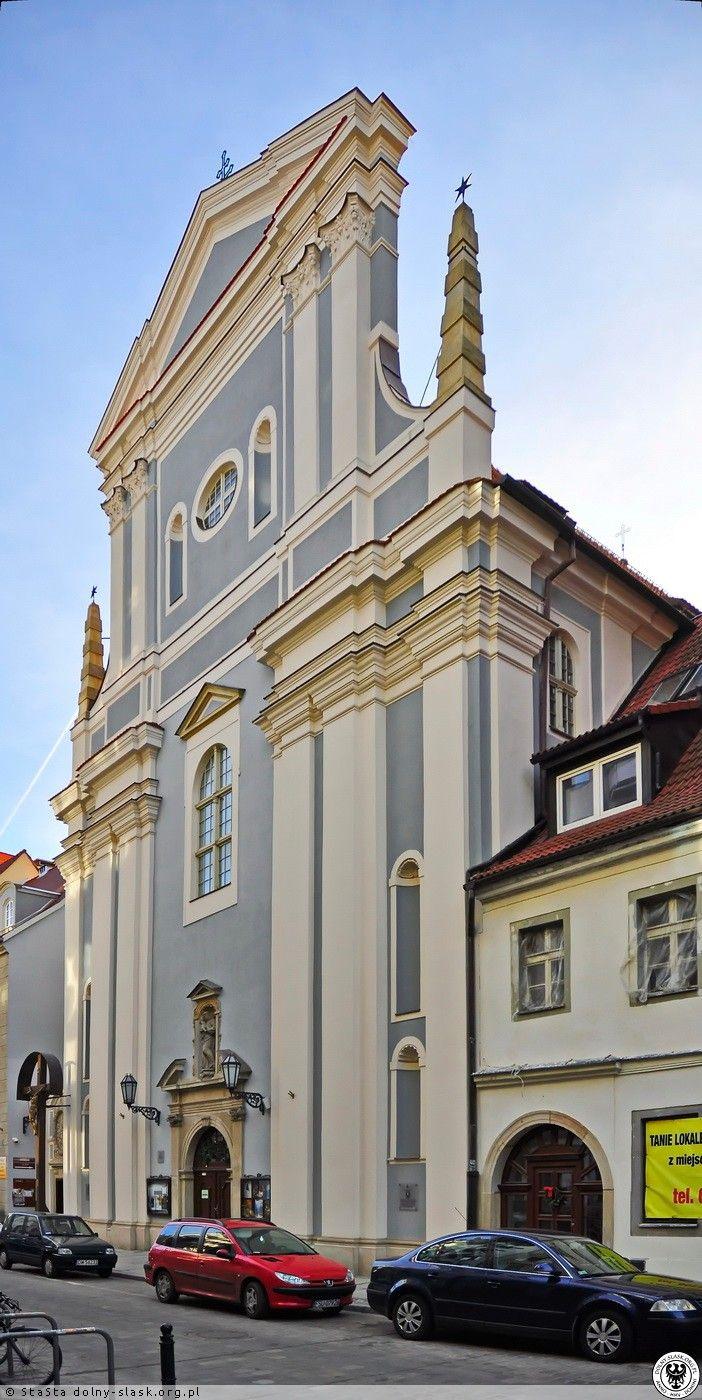 2. Roman Catholic Church / Four Denominations Quarter, Wrocław