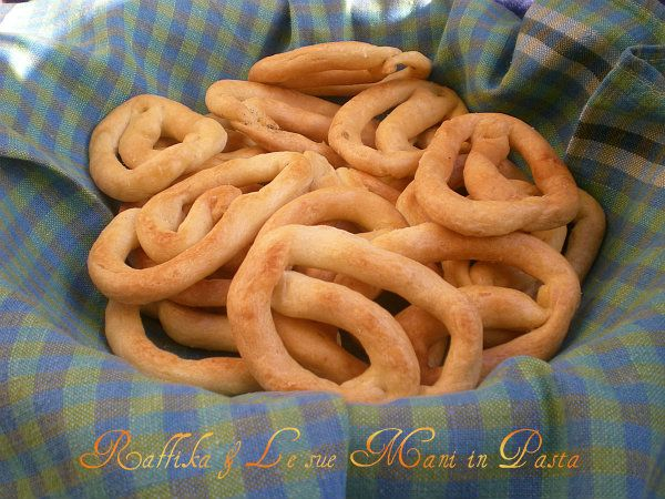 Scaldatelli (scallatidde),ricetta tipica pugliese