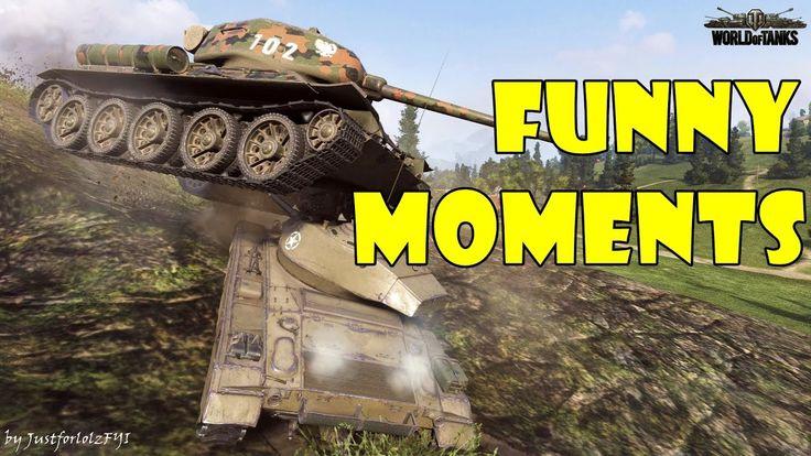 World of Tanks - Funny Moments | Week 2 May 2017