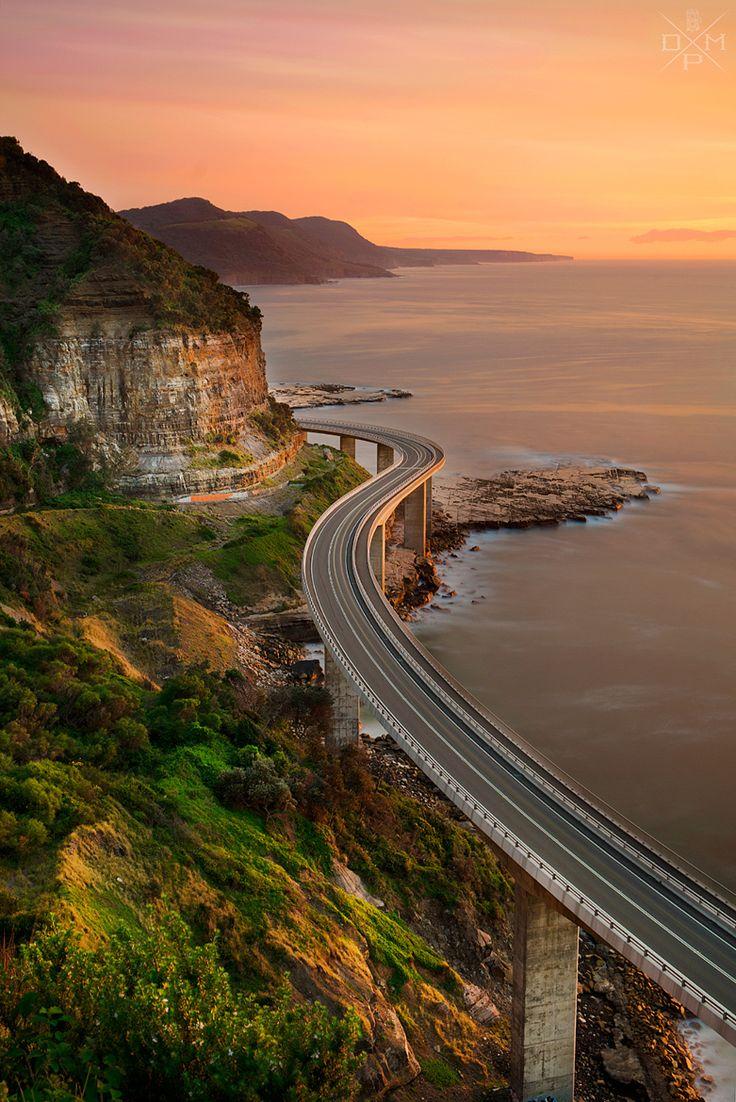 Seacliff bridge IllawarrabyDean Maguireon 500px○Photographer:Dean Maguire,Sydney,Australia