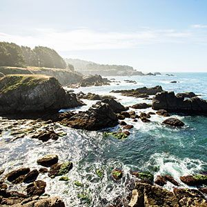 Ultimate California Highway 1 road trip | A private pocket of the coast, Jenner | Sunset.com