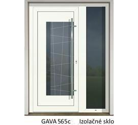 GAVA 565c  RAL 9010 vstupne dvere