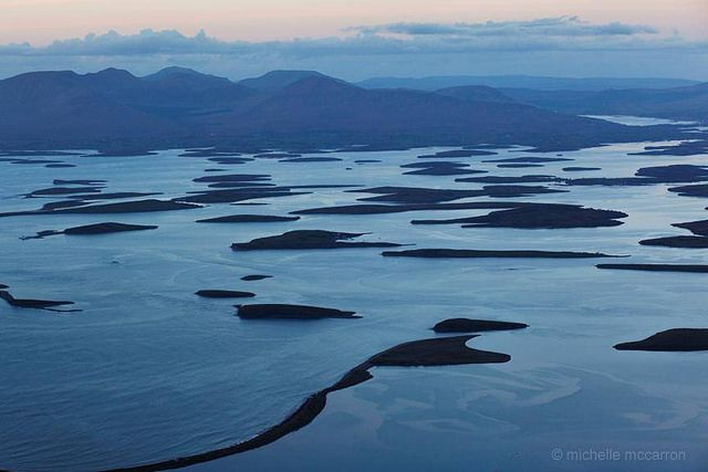 The islands drumlins in clew bay westport co mayo for Westport ireland real estate