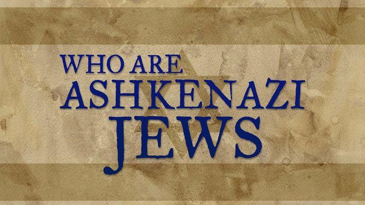 Who are Ashkenazi Jews?