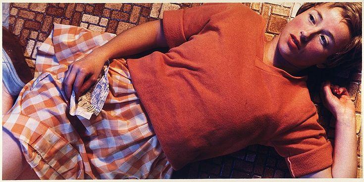 "Синди Шерман. ""Без названия N96"", 1981 год. Christie's, эстимейт $2,8-3,8 млн"