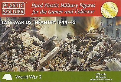 1/72nd late war us #infantry - plastic soldier #company - ww2 1/72 20mm #american,  View more on the LINK: 	http://www.zeppy.io/product/gb/2/162052853790/