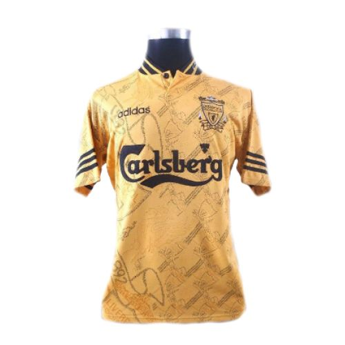 Robbie Fowler #23 Liverpool Away 1994-1995