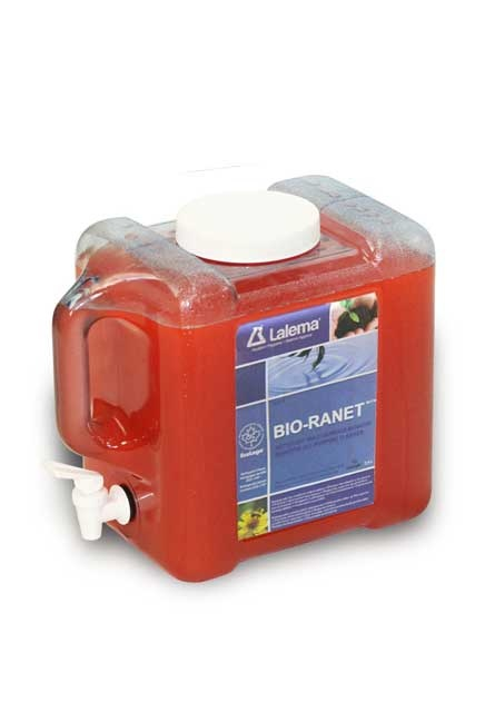 Bioactive All-Purpose Cleaner  BIO-RANET: Bioactive multi-surface cleaner and odor controller