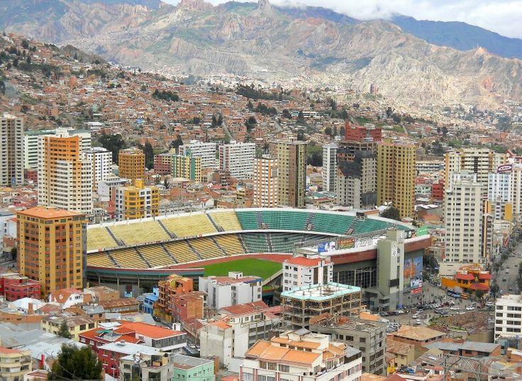 Estadio Hernando Siles, La Paz