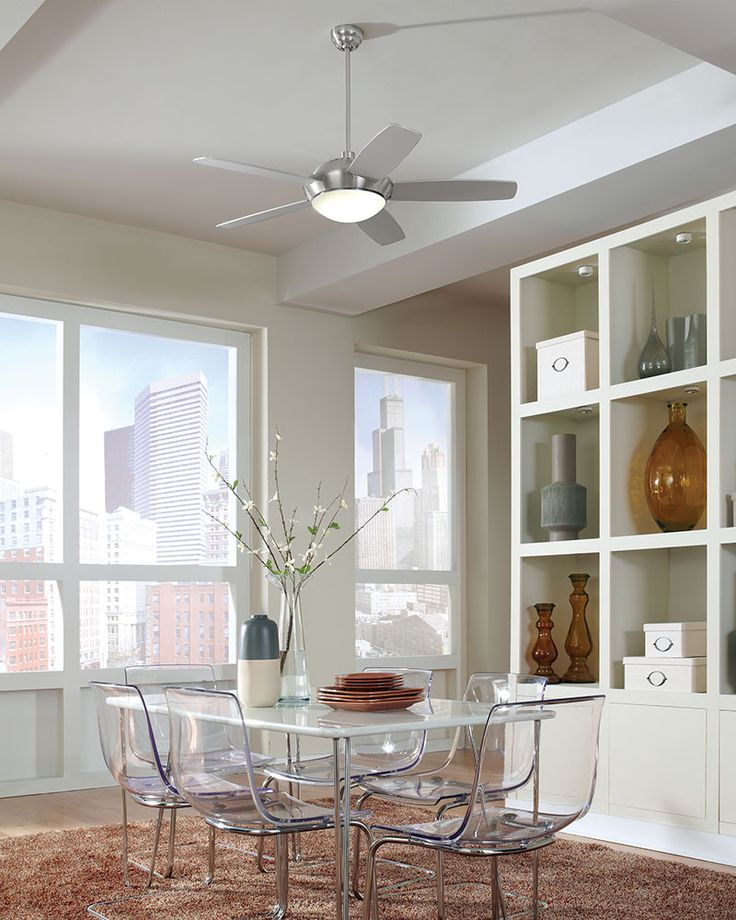 11 best Dining Ceiling Fan Ideas images on Pinterest | The room ...