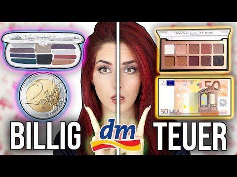 BILLIGE vs.TEURE Drogerie Produkte 💥 FULL FACE MAKE UP VERGLEICH! I Luisacrashion – YouTube – http://solar-toptrendspint.blackjumpsuitoutfit.tk/