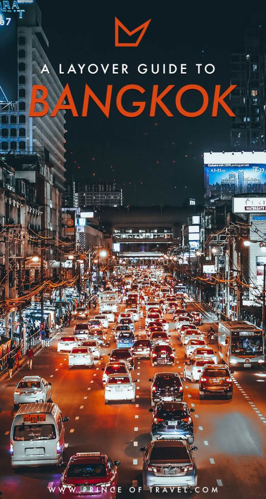 Here's everything you need to know to have the perfect layover in Bangkok, Thailand. #layover #bangkok #thailand
