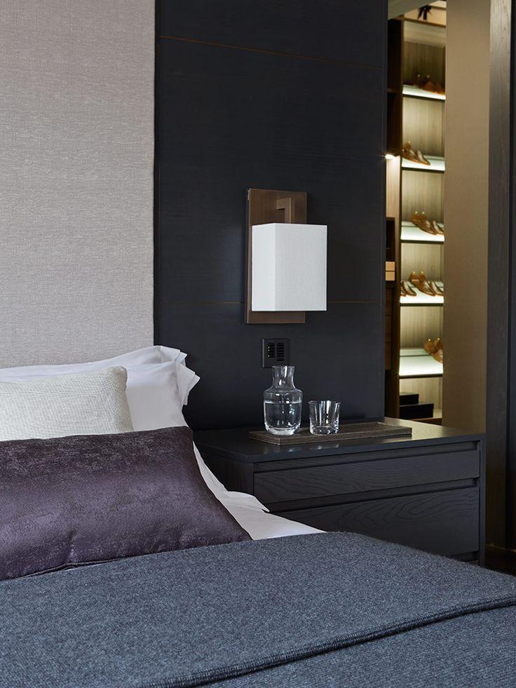 Award-winning Knightsbridge Penthouse London by Staffan Tollgard