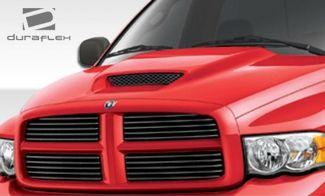 2002-2008 Dodge Ram 1500 2500 3500 Duraflex SRT Look Hood - 1 Piece