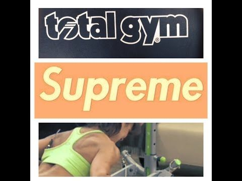 "total gym blog - YouTube short work out when you ""don't have time for a workout"""