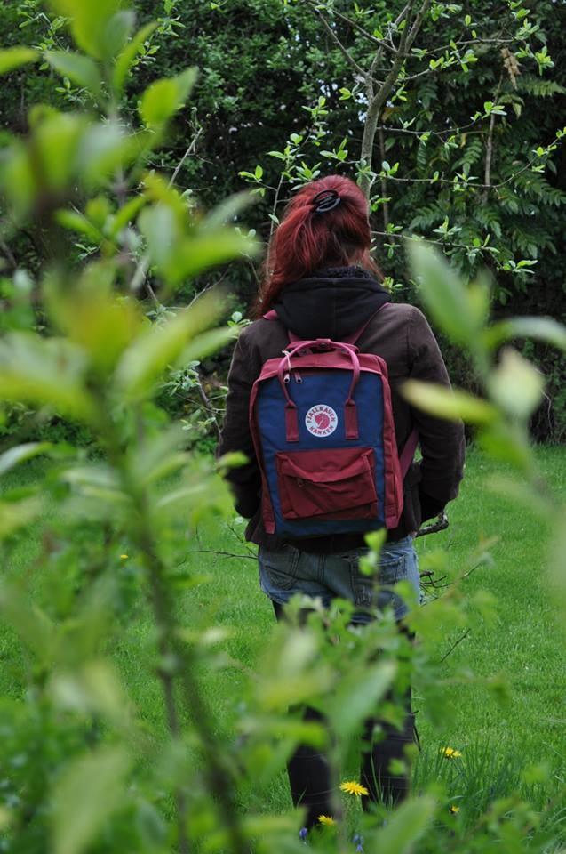 fjallraven kanken classic backpack royal navy