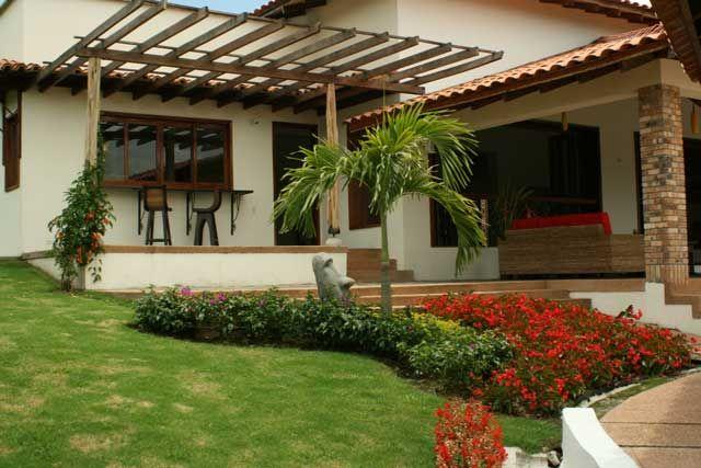 Casas campestres modernas buscar con google casas for Cubiertas para casas campestres