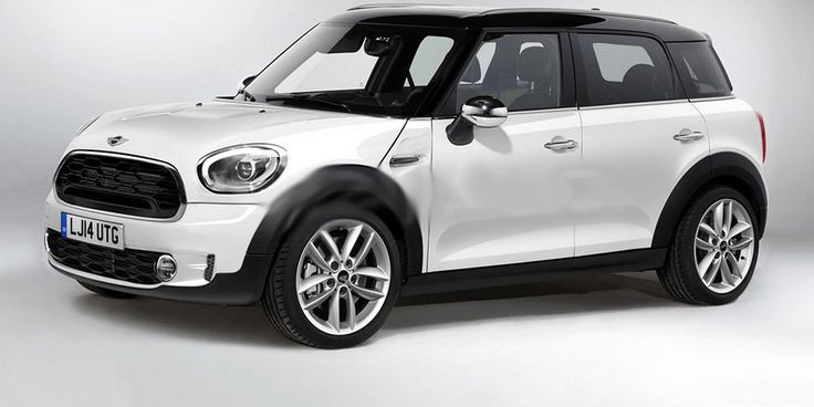 2017 MINI Countryman become more practical - http://carsintrend.com/2017-mini-countryman/